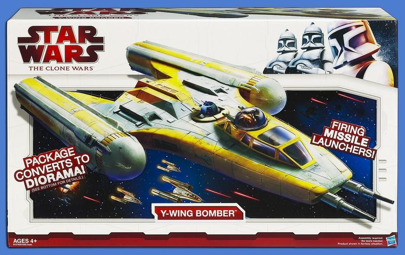 Lego Star Wars Y Wing. of the Star Wars saga!
