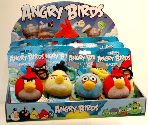 Angry Birds Toys : Angry birds toys hitting toy garden and toywiz