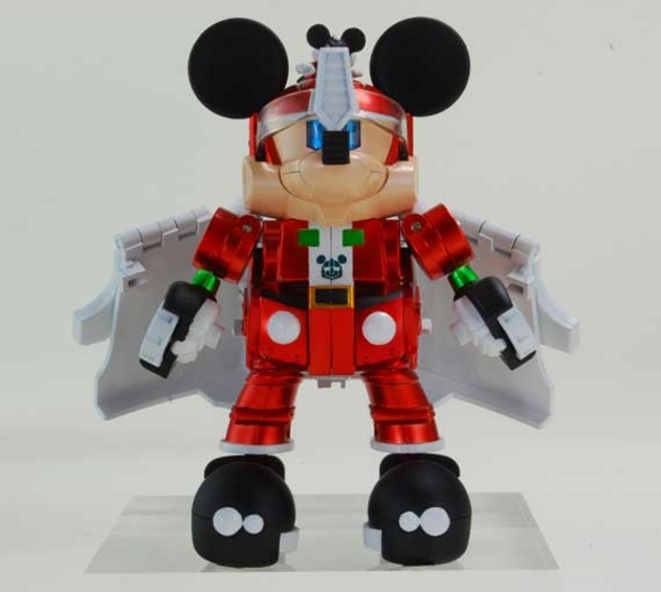 Disney Label Mickey Mouse Christmas Colors Edition 01