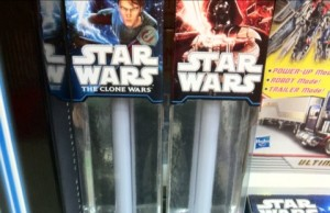 Star Wars Ultimate FX Lightsaber