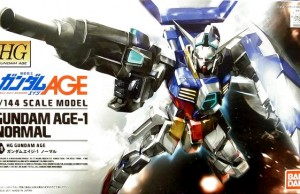 Bandai HG Gundam Age-1 Normal