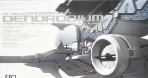 Bandai HGUC-RX-78-GP03-DENDROBIUM