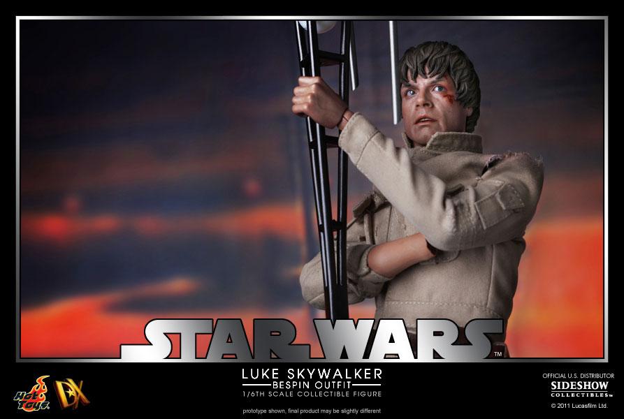 Hot Toys Dx 07 Star Wars 1 6th Scale Luke Skywalker