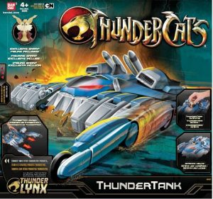 Thundercats Tank on Thundercats Thunder Tank