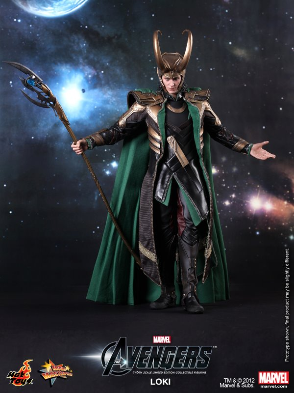 Hottoys Avengers Loki 06