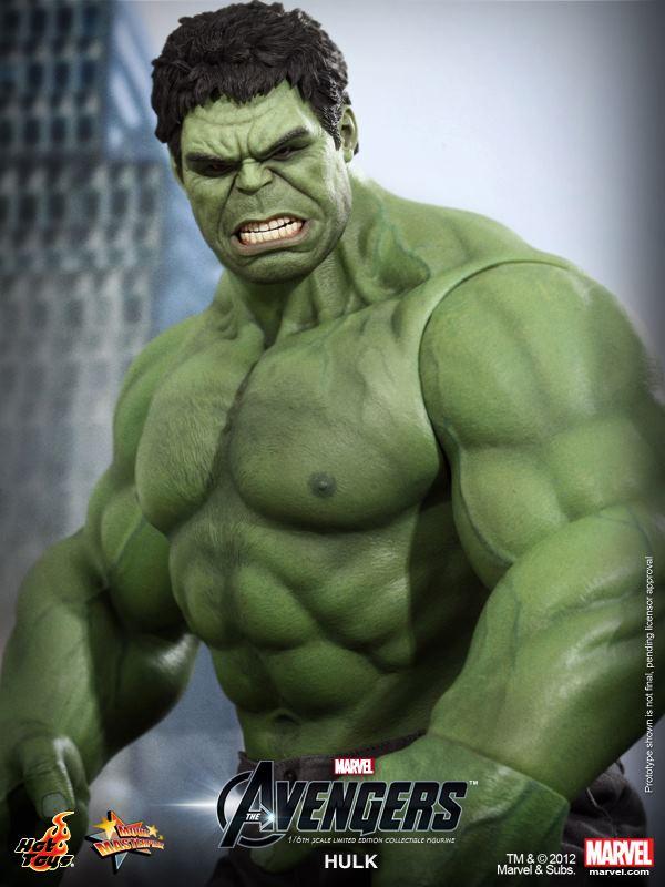 Hottoys Avengers Hulk 09 Toywiz And Toy Garden