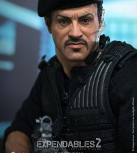 Hot Toys - The  Expendables 2 - Barney Ross Collectible Figure_PR6