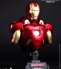 Hottoys Ironman 3 Mark 7 Bust 04
