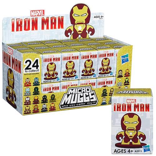Marvel Ironman3 Micro Muggs Box