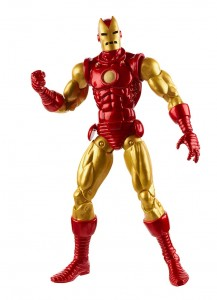 Marvel Legends Iron Man 3 Classic Ironman