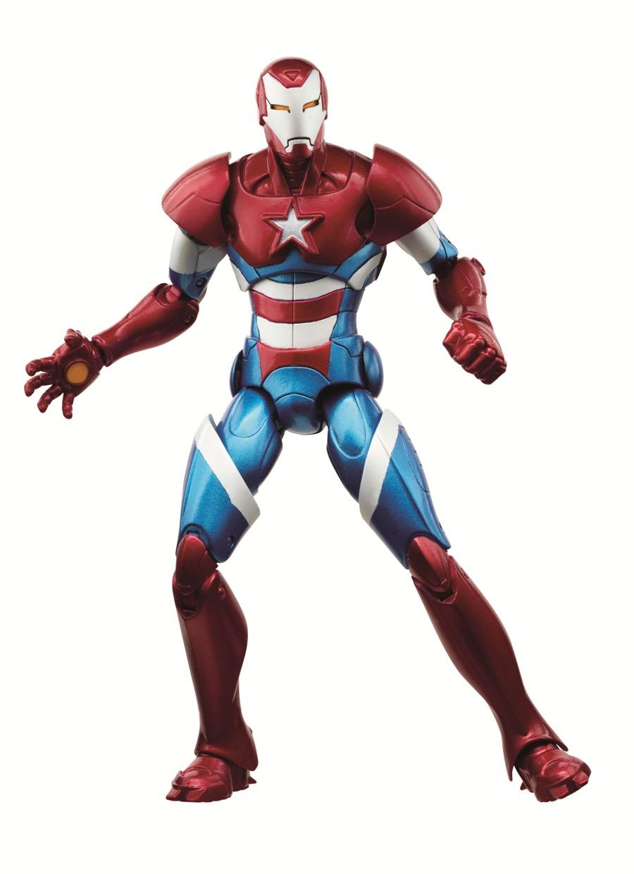 Iron Patriot Life Size Figure