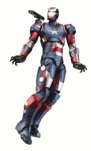 Marvel Legends Iron Man 3 Movie Iron Patriot