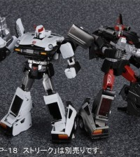Transformers Masterpiece MP-17 &amp; MP-18
