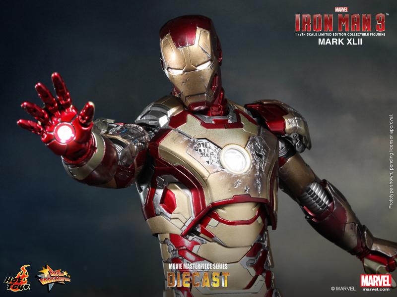 Mark Viii Iron Man 3 Iron Man 3 Mark Xlii