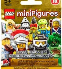 Lego Minifig Series 10 Bag