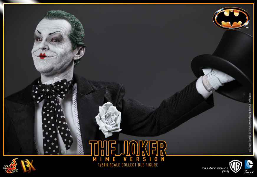 Hot Toys - Batman - The Joker (MIME Version) Collectible Figure 8