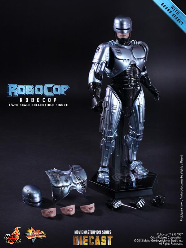 Hot Toys - RoboCop - RoboCop Collectible Figure 19