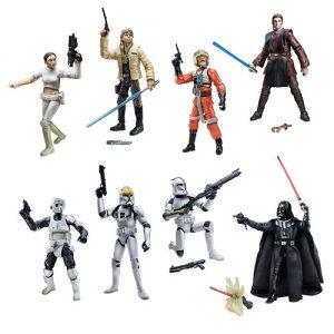 Star Wars basic figure Black Series 1