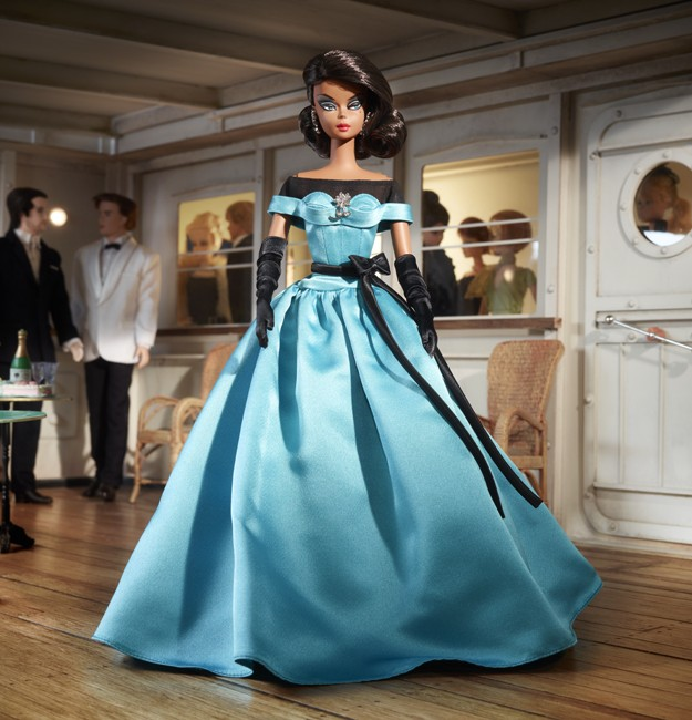 X8275 Barbie Ball Gown