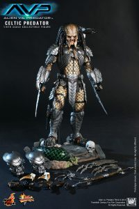 Hot Toys - Alien vs. Predator - Celtic Predator Collectible Figure 16