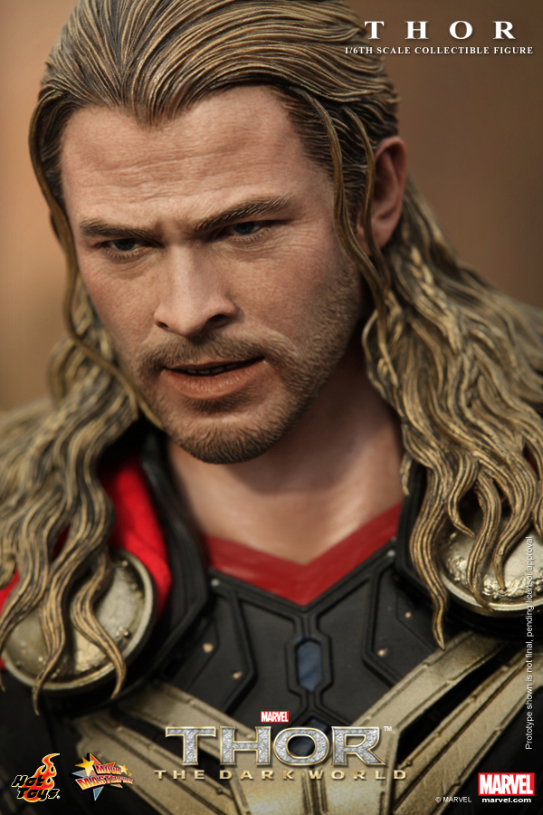 Hot Toys 1/6th Scale MMS224 Thor The Dark World ...