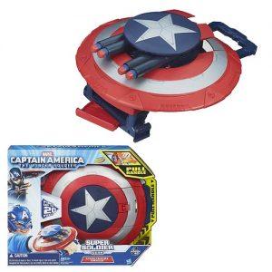 captain america 2 super shield set