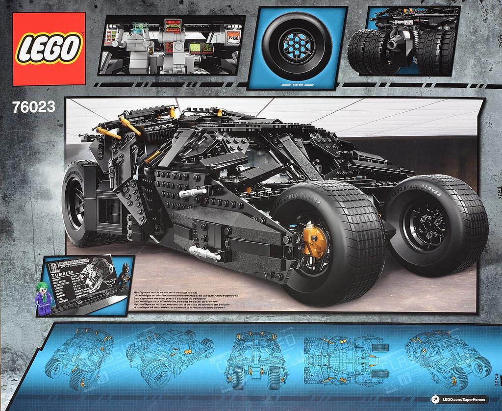 lego ucs 76023 batman the batmobile tumbler toywiz and toy garden. Black Bedroom Furniture Sets. Home Design Ideas