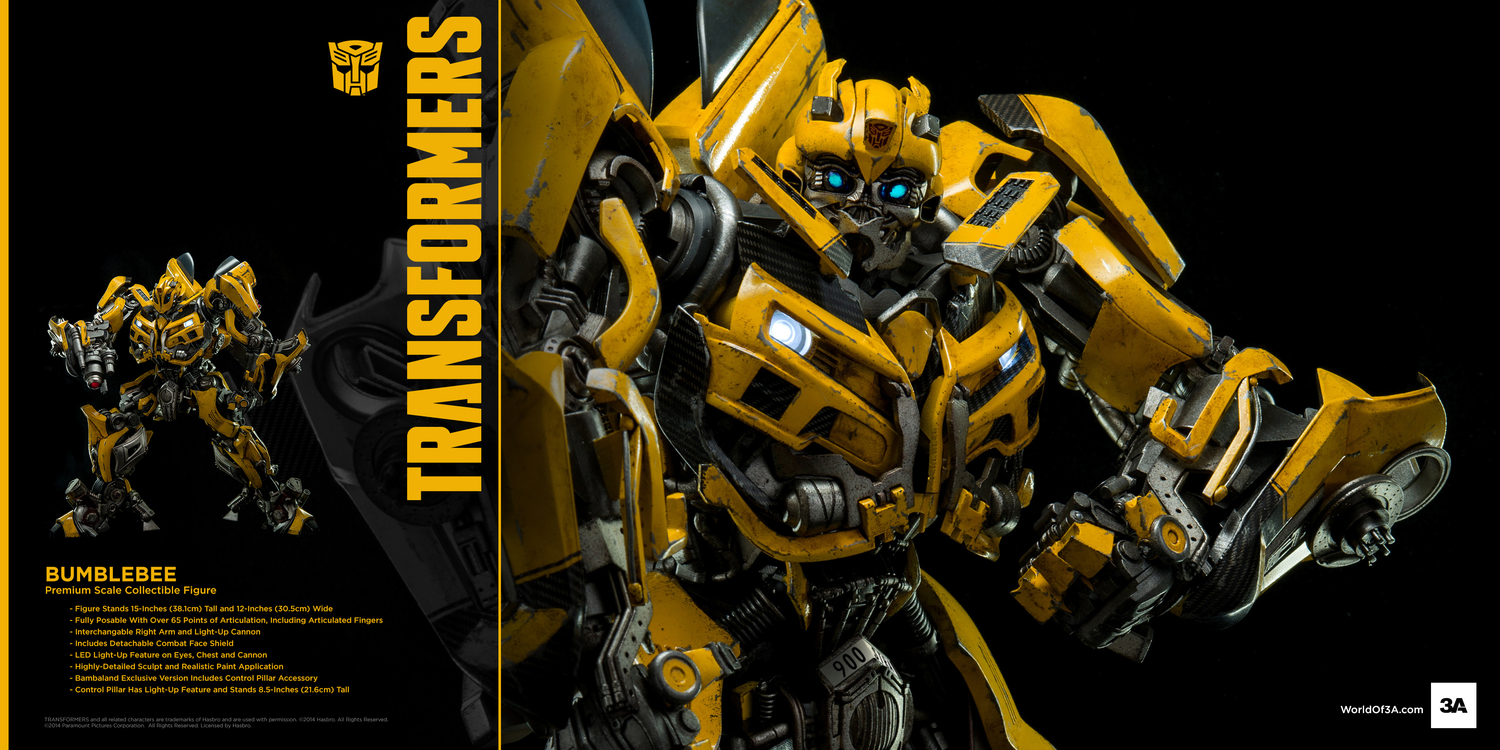 Bumblebee Movie Showcases the True Potential of a