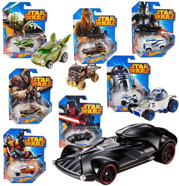 Star-Wars-Hot-Wheels-1-64-Character-Car-Assortment