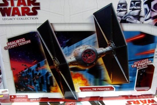Star Wars Imperial TIE Fighter