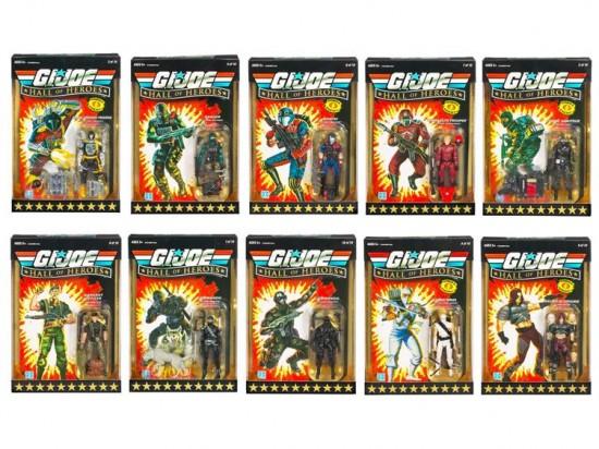 G.I.Joe Hall of Heroes