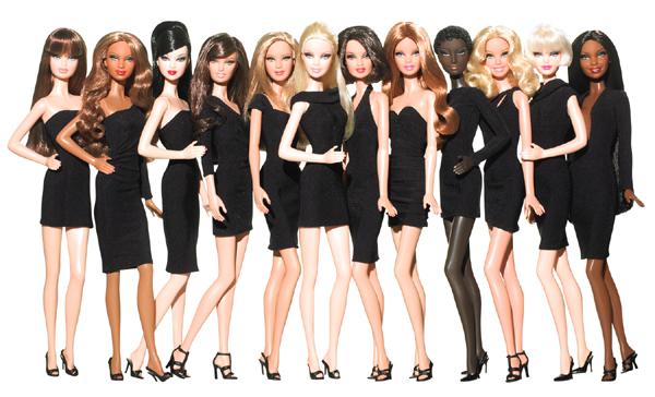 Barbie Collector Black Label Barbie Basics