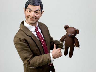 enterbay mr bean 2 Mr BEAN (Funny)