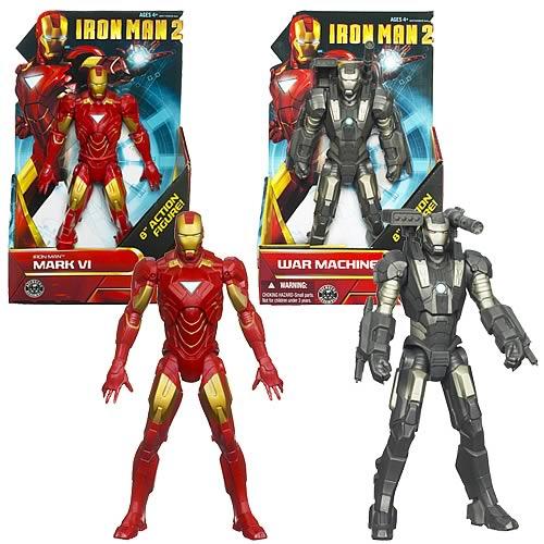 figurine ironman 2