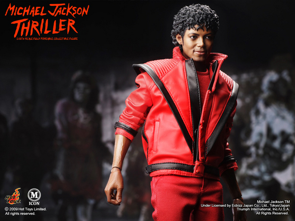 Michael Jackson'-s Thriller video free for today on Live [Update ...