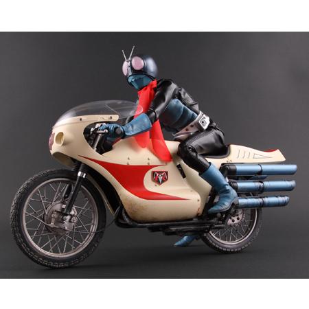 RAH Masked Rider No 1