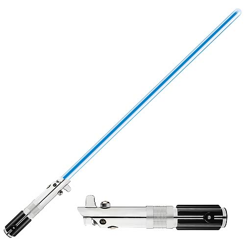 Hasbro Star Wars Force Fx Lightsaber Replica And Removable Blade Lightsaber Toywiz And Toy Garden