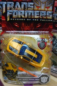 transformers-NEST-alliance-bumblebee