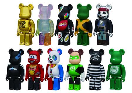 Medicom Toys Be Rbrick Bearbrick Series 22 Toywiz And