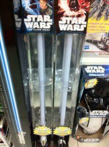 Star Wars Ultimate FX Lightsaber