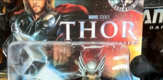 "6"" Thor Lord of Asgard Comic Series"