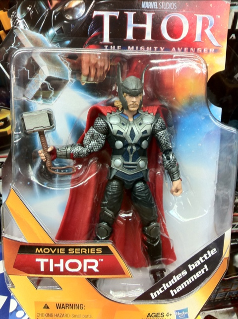 "6"" Movie Thor"