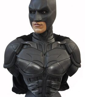 1:1 Scale Lifesize Batman Dark Knight Bust