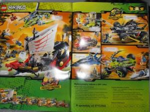 Lego Ninjago 2012