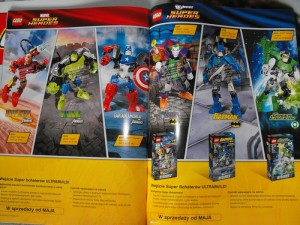 Lego Hero Factory Superheroes