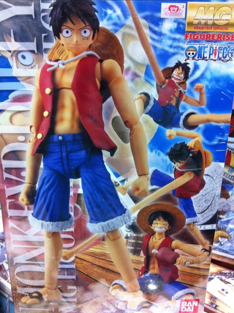 Bandai MG 1/8th Scale One Piece Luffy