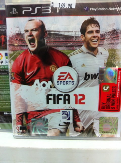 FIFA 12 In Stock Now