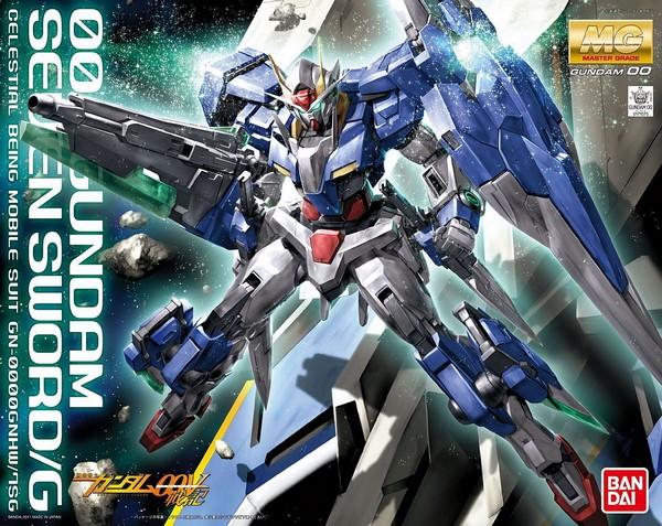 Bandai MG 1/100th Scale Seven Swords