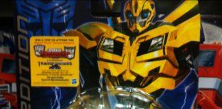 Transformers Prime Wave 1 Bumblebee