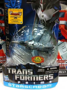 Transformers Prime Wave 1 Starscream